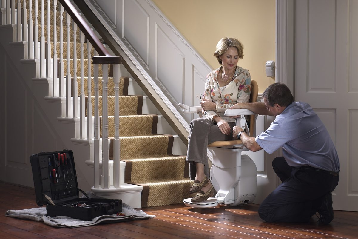 The Benefits of Installing a Stairlift
